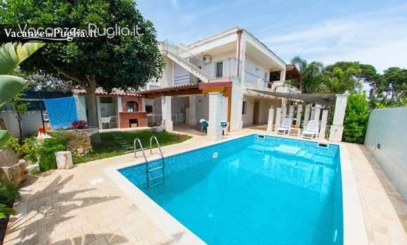 Villa Relax Con Piscina